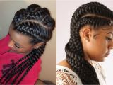 Hairstyles Including Braids Amazing African Goddess Braids Hairstyles
