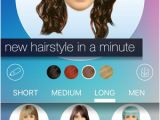 Hairstyles Lite App Haar Umstellen New Hairstyle and Haircut In A Minute Im App Store