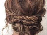 Hairstyles Loose Buns 20 Most Romantic Bridal Updos Wedding Hairstyles to Inspire Your Big