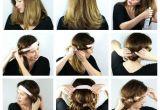 Hairstyles Made Easy Heat Free Hair Curling Tutorial Beauty Hair & Makeup