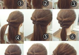 Hairstyles Made Easy I M Going to Try This Updo Hairstyle Pinterest