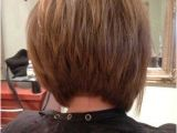 Hairstyles Modified Bob Really Popular Inverted Bob Back View Hair