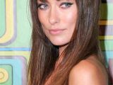 Hairstyles No Bangs Long Hair the Best Bangs for Your Face Shape