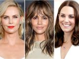 Hairstyles No Bangs Long Hair the Most Flattering Haircuts for Oval Face Shapes
