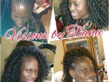 Hairstyles soft Dreads Grid Crochet Braids with Zury soft Dread Hair Pulled Apart