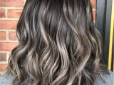 Hairstyles Subtle Highlights 45 Shades Of Grey Silver and White Highlights for Eternal Youth In