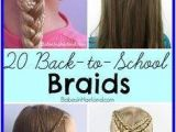 Hairstyles that are Easy to Do for School 69 Inspirational Easy Hairstyles for Girls at Home