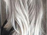 Hairstyles to Cover Up Grey Hair Long Gray Hair … White Hot Gray Grey