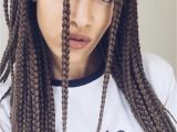 Hairstyles to Do with Box Braids ❥ Pinterest Braidsgang Hair Pinterest