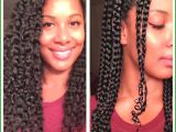 Hairstyles to Do with Box Braids Different Hair Braids