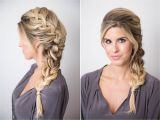 Hairstyles to Do with Braided Hair 17 Braided Hairstyles with Gifs How to Do Every Type Of Braid