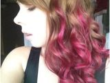 Hairstyles to Hide Dip Dyed Hair 109 Best Hiding Rainbows In Her Hair Images On Pinterest
