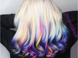 Hairstyles to Hide Dyed Tips Hidden Mermaid by Supvalerie Breathtaking Color Creation Valerie