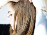 Hairstyles to Keep Your Hair Down Place the Side Pieces Above the Ear Making Sure to Keep the Clips