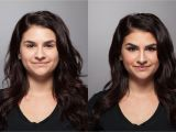 Hairstyles to Slim Down A Fat Face Make Your Face Look Slimmer with Makeup Tricks