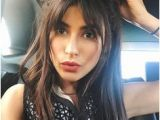 Hairstyles when Bangs are Growing Out 205 Best Bangs Inspiration Images