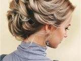 Hairstyles when Hair is Up 10 Stunning Up Do Hairstyles 2019 Bun Updo Hairstyle Designs for