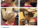 Hairstyles while Growing Out Pixie Cut Bob Growing Out A Pixie New Hair Style Pinterest