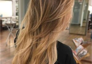 Hairstyles with Blonde On the Bottom 80 Cute Layered Hairstyles and Cuts for Long Hair In 2019