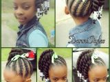 Hairstyles with Braids for Black Kids Lovely Cute Braided Hairstyles for Little Black Girls Hardeeplive