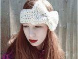 Hairstyles with Crochet Headbands 164 Best Free Crochet Headband Earwarmer Images In 2019