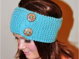 Hairstyles with Crochet Headbands Mint Headband buttons Earwarmer Crochet Headband Choose Color Mint
