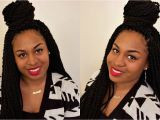 Hairstyles with Crochet Senegalese Twist Crochet Senegalese Twist 3 Styles Hair Pinterest