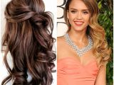 Hairstyles with Curls Easy Hairstyle for Girls with Curly Hair Beautiful Curly Hairstyle Unique