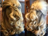 Hairstyles with Curls Half Up Half Down 50 Ravishing Mother Of the Bride Hairstyles