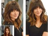 Hairstyles with Diagonal Bangs 10 Layered Bangs Hairstyles You Can Flaunt Right now