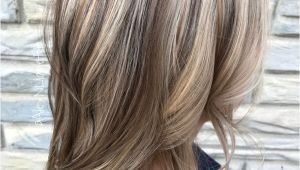 Hairstyles with Dramatic Highlights Light Brown Hair with Blonde Highlights and Lowlights