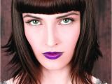 Hairstyles with Edgy Bangs Beverly C Medium Brown Hairstyles Uk Hairdressers