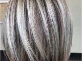 Hairstyles with Gray Highlights 60 Fun and Flattering Medium Hairstyles for Women