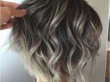Hairstyles with Gray Highlights Grey Hair Low Light Hair Color 50 Ideas for Light Brown