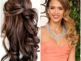 Hairstyles with Hair Down for Prom Long Hairstyle Trends for Prom No Updos Here