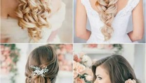 Hairstyles with Hair Left Down Wedding Hair Wedding Ideas Pinterest