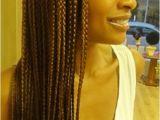 Hairstyles with Individual Braids Individual Braids Hairstyles
