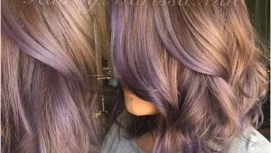 Hairstyles with Lavender Highlights 50 Ideas for Light Brown Hair with Highlights and Lowlights