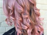 Hairstyles with Lavender Highlights Rose Gold Hair Xostylistxo Pinterest