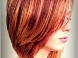 Hairstyles with Red Highlights Pictures Short Haircuts with Highlights and Lowlights Auburn Hair 1