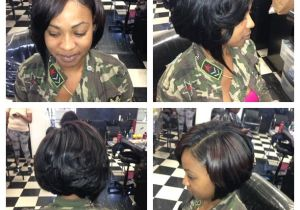 Hairstyles with Weave Tracks 16 New Hairstyles to Do with Weave Pics