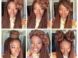 Hairstyles You Can Do with Box Braids 50 Box Braids Hairstyles that Turn Heads