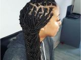 Hairstyles You Can Do with Box Braids 50 Exquisite Box Braids Hairstyles that Really Impress