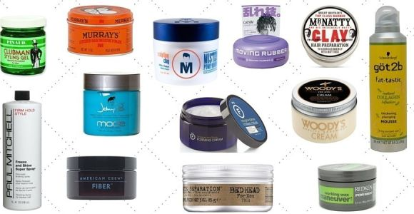 Hairstyling Products for Men Ultimate Guide to Men S Hair Styling Products