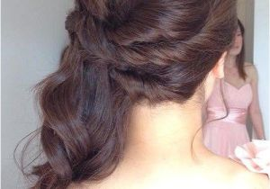 Half Side Updo Hairstyles Half Up Half Down Wedding Hairstyles – 50 Stylish Ideas for Brides
