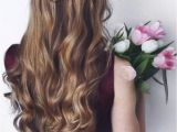 Half Up Ball Hairstyles Best Cute Up Hairstyles for Prom