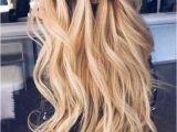 Half Up Ball Hairstyles Die Besten Ball Frisuren Egal Ob Hochgesteckt Oder Halboffen Findest