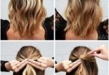 Half Up Hairstyles Diy 233 Best Diy Hair Styles Images