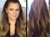 Half Up Hairstyles Khloe Kardashian Pin by Fergie Marie Cruz On Hairstyles Hair Colors