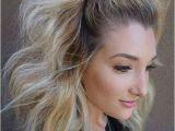 Half Up Hairstyles Shoulder Length Hair Retro Half Up Ponytail Hair Pinterest
